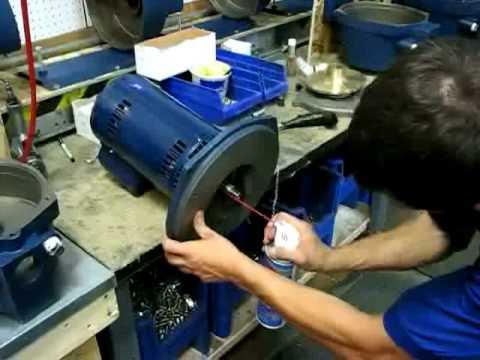munro - lp1500 series full pump assembly