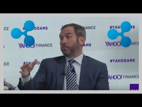 Ripple's Brad Garlinghouse at Yahoo Finances Crypto Summit ...