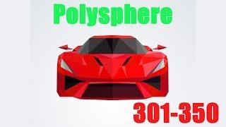 POLYSPHERE GAMEPLAY LEVELS 301-350