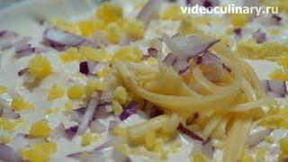 Салат Воздушный - Рецепт Бабушки Эммы
