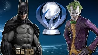Batman: Arkham Asylum - Platinum Journey