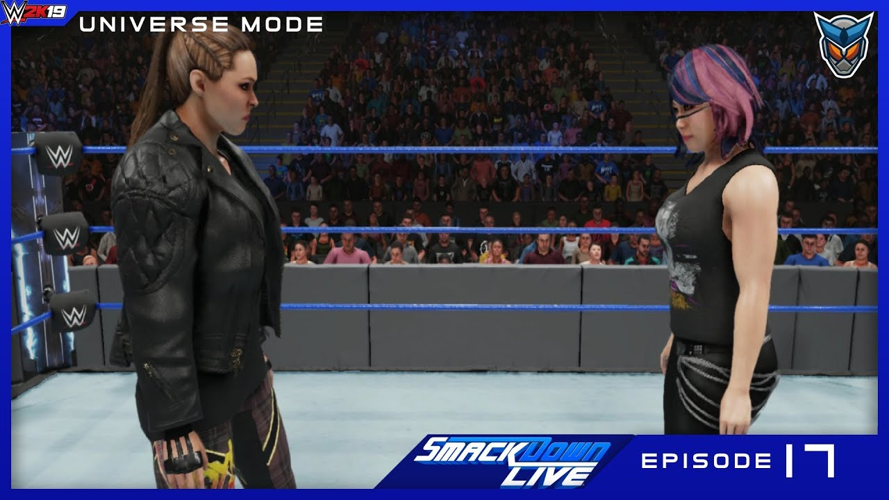 WWE 2K19 Universe Mode Smackdown Live Episode 17: A New Challenger