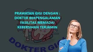 LENGKAP! Perawatan Gigi Yang Ditanggung BPJS 2020 #tanyadoktergigimuda.
