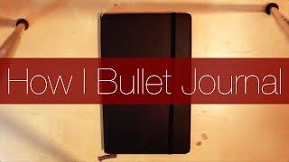 How I Bullet Journal | #vlogmas