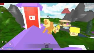 My Little Pony 3D Roblox (Owned by Hunte922)