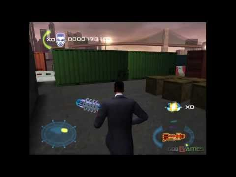 Men in Black II: Alien Escape - Gameplay PS2 HD 720P