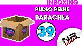 Pudło Pełne Barachła #39 - listopad 2019 - Inboxing #38