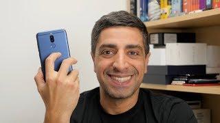 Huawei Mate 10 lite hands-on [Greek]