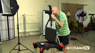 Digital Photography 1 on 1: Episode 29: Self Portrait: Adorama Photography TV