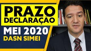 Prazo DeclaraÇÃo Mei 2020   Dasn Simei 2020