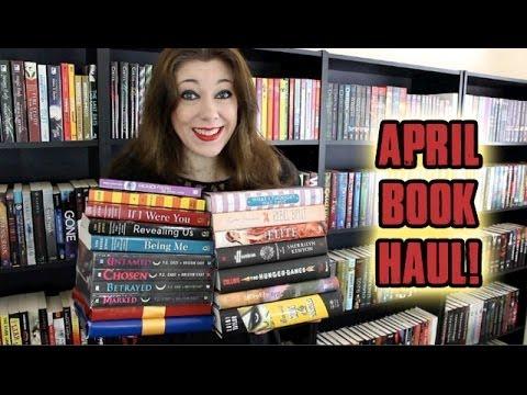 April Book Haul Katytastic