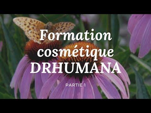 Formation cosmétique artisanal bio Dr Humana 1/4