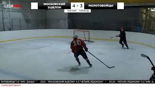 Шорт хоккей. Ночной турнир. Лига Про. 18 июня 2019 г.