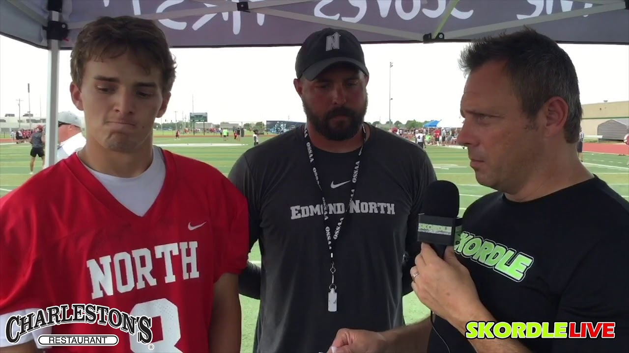 Edmond North's Colby Entwistle & Tanner Roof
