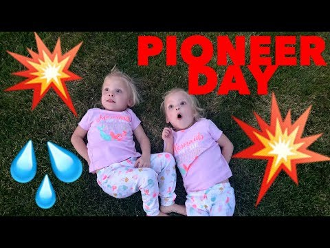 PIONEER DAY CELEBRATIONS