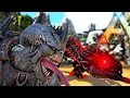 ARK Survival Evolved - SECRET MONSTER HUNTER CREATURE UNKNOWN, NEW EPIC DEMON OVERLORD ( Gameplay )