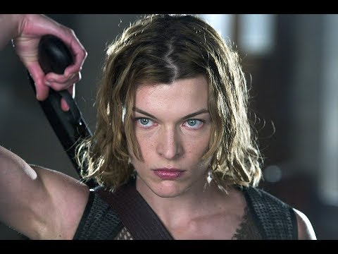 Alice vs Nemesis! Resident Evil Apocalypse (2004)