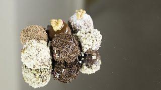 Pijane bombice - NAJBRŽI sitni kolači (BEZ pečenja)