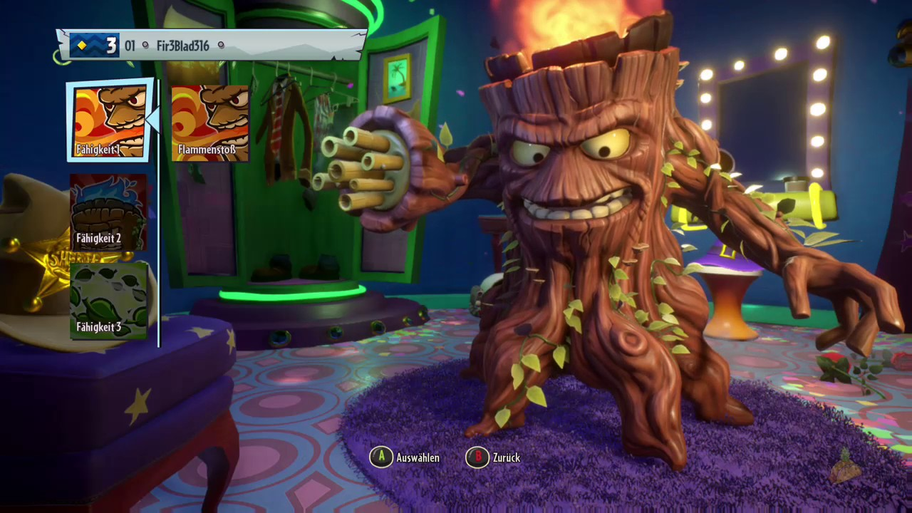 Plants Vs Zombies Garden Warfare 2 Torchwood Gameplay Achievement More Secrets Youtube