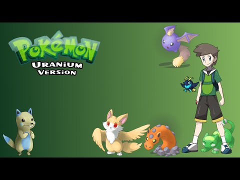 Shut Up and Battle Me! Crybaby! - Pokemon Uranium (P2)