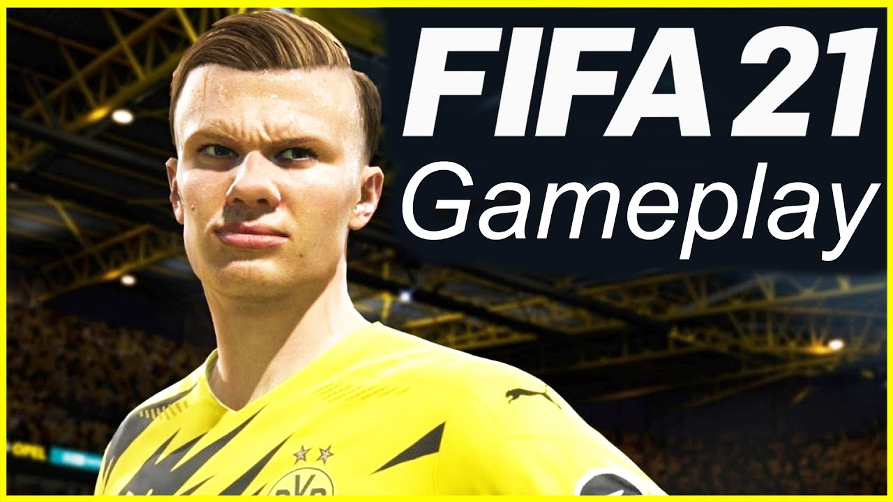 NEW OFFICIAL FIFA 21 GAMEPLAY - ALL NEW FEATURES, TRAILER & THINGS YOU NEED TO KNOW