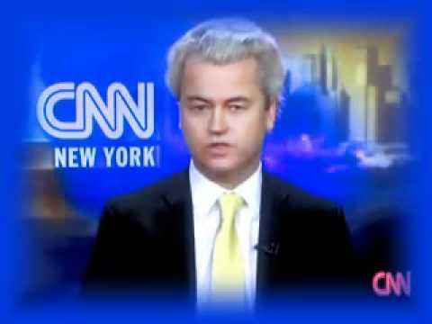 WARNING To America-Geert Wilders on CNN