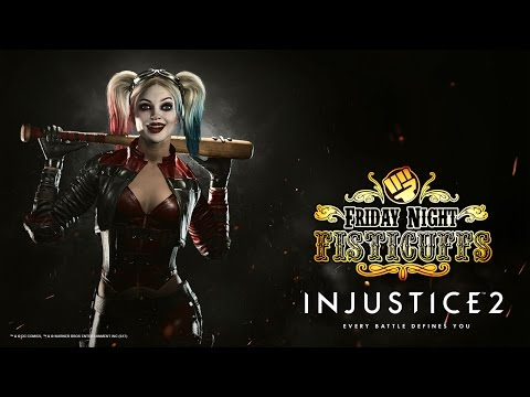 Friday Night Fisticuffs - Injustice 2