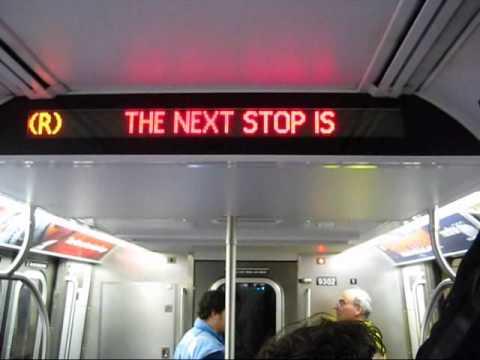R160 (R),(E) To 179,Keep Em' Coming    - Subway Photos & Videos