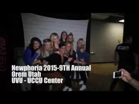 NEWPHORIA 2015 /// UVU - UCCU CENTER - 12.31.14
