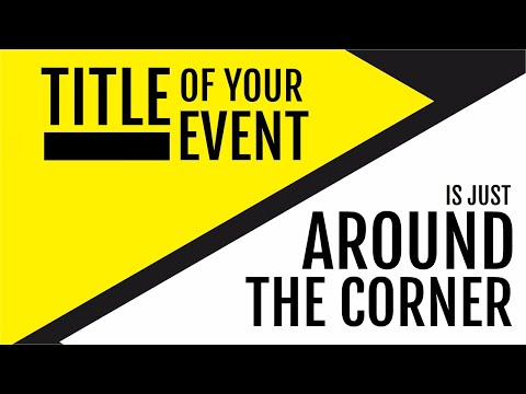 Event Promo Video Template