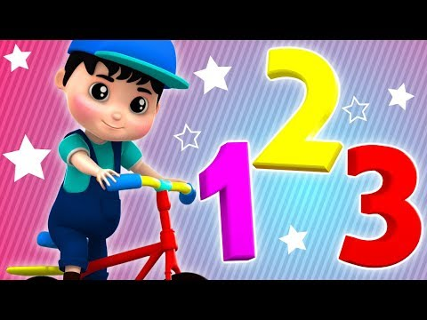 The Numbers Song | Kindergarten Nursery Rhymes for Kids by Farmees
