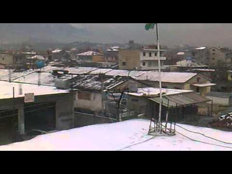 A Bora ne Bathore - Albania - Neve em Bathore