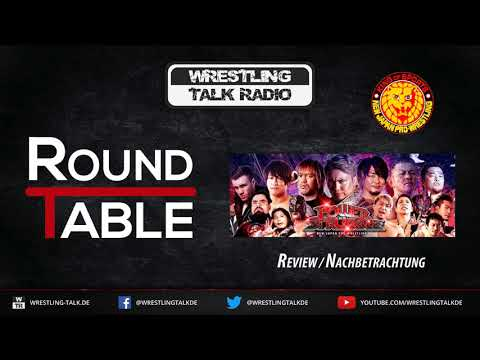 NJPW Power Struggle 2017 Review / Nachbetrachtung [#718]