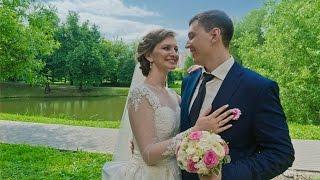 Видеосъемка свадьбы в Москве, в Одинцово, в Солнцево в Full HD и 4к