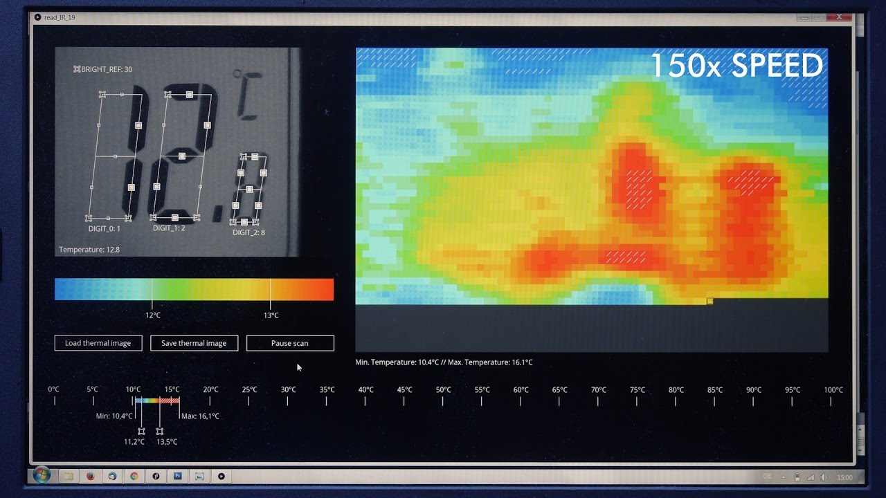DIY thermal imaging