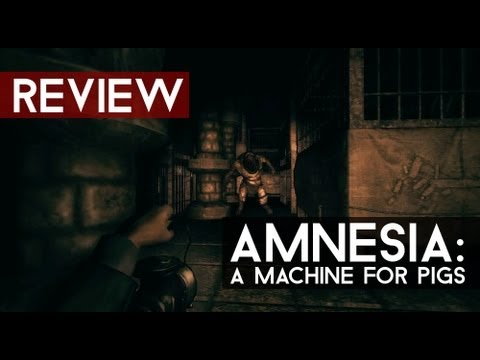 AMNESIA: A MACHINE FOR PIGS Review - No Spoilers! (HD)