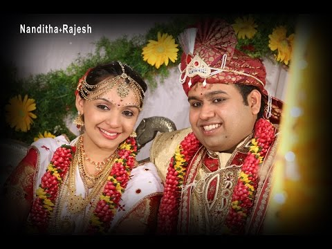 (Nanditha+RAjesh) GSB Wedding Highlights Studio XL Mangalore