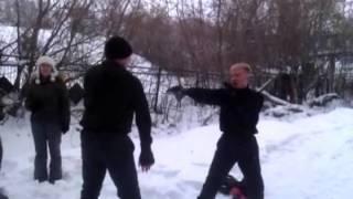 Четвёртый сход по кулачным боям в Новокузнецке