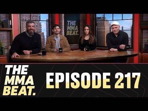 The MMA Beat Live - February 7, 2019
