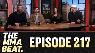The MMA Beat: Episode 217 (UFC 234 Preview, Covington's Crusade, Cormier vs. Miocic 2, More)