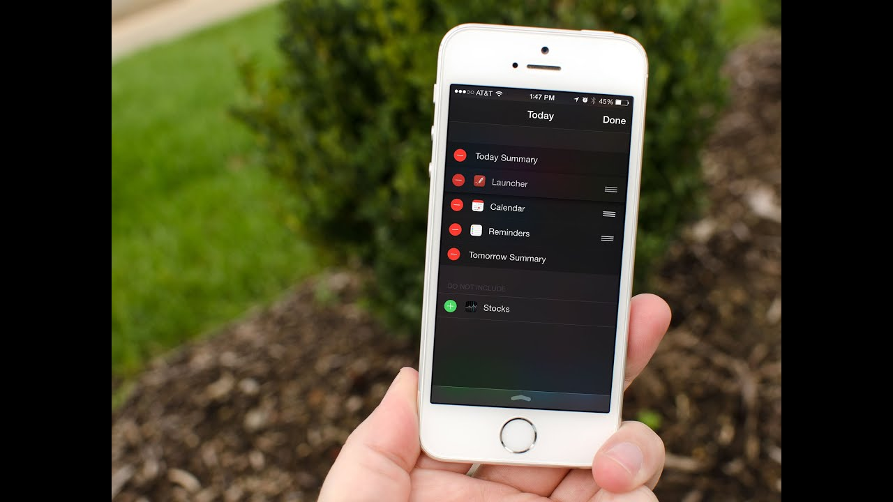 How to setup and use Notification Center widgets on iPhone and iPad