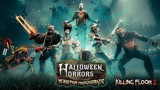 PS4 Games | Killing Floor 2 – Halloween Horrors: Monster Masquerade