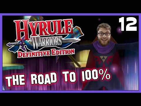 Hyrule Warriors: Definitive Edition - The Road to 100%  (Part 12) - GB Streams (November 18, 2018)