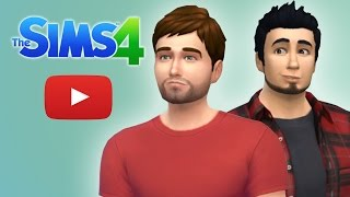 Creating the Bromance! (The Sims 4: YouTube Edition!)