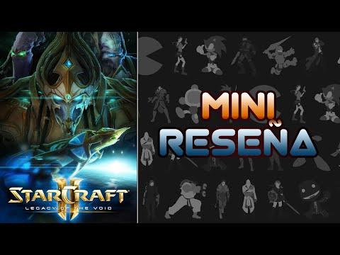 Mini Reseña StarCraft II: Legacy of the Void | 3 Gordos Bastardos
