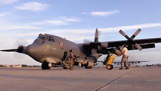 AC-130H, C-130H & C-130J Aircraft Operations