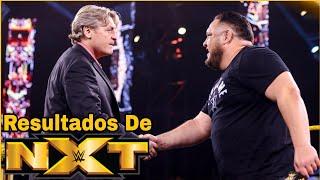 Samoa Joe ENFRENTARÁ a Karrion Kross Por El Campeonato De NXT En TakeOver 36 | NXT 27/Julio/2021