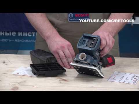 Видео обзор: BOSCH GSS 18V-10 Solo без АКБ и ЗУ