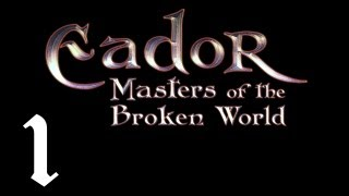 eador : Masters Of The Broken World - Bande-annonce #1 - Gameplay teaser