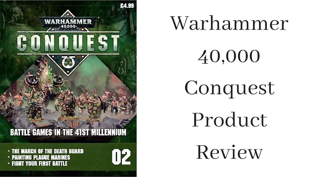 WARHAMMER 40000 CONQUEST 40K N°2